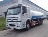 Sinotruck 336HP 371HP 10wheeler 20cbm 25cbm HOWO Brower Water Spraying Truck