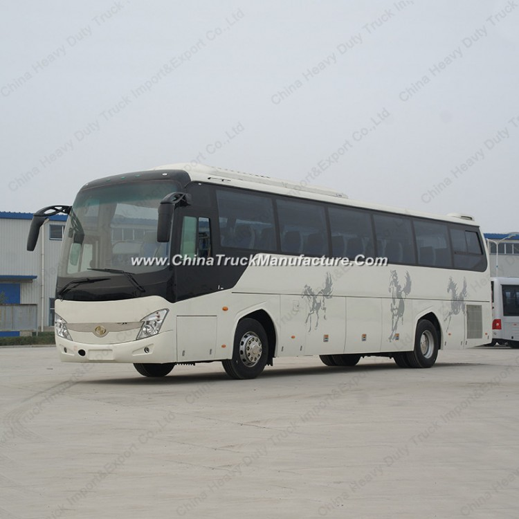 Rhd/LHD Chinese Top Standard 12m 55-60seats Large Coach/Tourist Bus