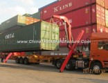 36 Tons Self Loading Container Trailer 20FT 40FT Sidelifter 40FT 45FT Container Side Loade