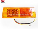 Truck Trailer Body Spare Parts LED Tail Lamp for Semi-Trailer