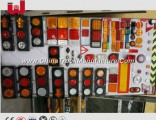 China Trailer Accessories Trailer Tail Lights LED Lamp