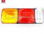 Semi Trailer Spare Parts Trailer Lights LED Tail Lamp