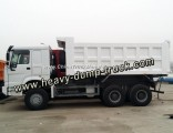 HOWO 6X6 All-Wheel Drive 336HP Heavy Duty Dump/Tipper Truck
