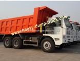 Chinese Sinotruk HOWO 50t 371HP Heavy Mining Dump Tipper Truck