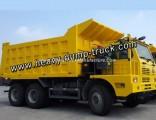 Sinotruk 6X4 10 Wheeler 70tons Mining Dump Truck