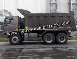 Sinotruk 6*4 Mining Heavy Duty Truck Tipper Dump Truck Cnhtc Dumper Truck HOWO
