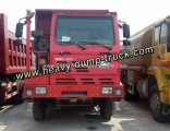 10 Wheel China 40 Ton Tri-Ring HOWO 6X4 Mining Dump Tipper Truck for Sale