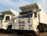 Sinotruk HOWO 6X4 70t Mining Tipper Truck, Dumper, Heavy Truck