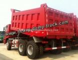 Construction/Mining Truck Sinotruk 6X4 70 Tons Tipper/Dumper Truck