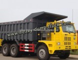 China Heavy Duty 70 Ton Mining Dumping Truck for Export in Myanmar and Vietnam