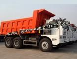 Mining Dump Truck Sinotruk HOWO 50 Ton 6X4 Dumper/Tipper Truck
