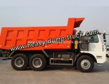 Sinotruck HOWO 6X4 50tons Mining Dump Truck for Sale