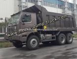 China Sinotruk HOWO 6*4 70t Mining Dump Truck