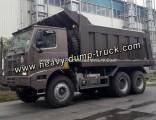 Cnhtc Sinotruk 10 Wheeler 6X4 HOWO Mine Mining Dump Truck