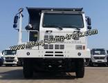 HOWO 371HP off Road Mining Tipper Truck 70ton Load Mine Dumper Truck