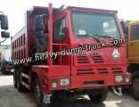 Factory Price Diesel Fuel 30 Tons Heavy Duty HOWO Tipper Truck Mining Dump Truck