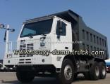 Sinotruck Mining Truck 70t 6X4 420HP Tripper Dump/ Dump Truck Heavy Truck