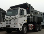 HOWO 6*4 371HP 60ton Underground Mining Dump Trucks