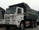 Sinotruk Price Mining Tipper Truck 70ton in Ethiopia