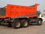 China HOWO 371HP 10 Wheelers 50 Ton Mining Dump/Tipper Truck