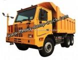 Sinotruk HOWO 70t 420HP Mining Dump Truck