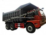 10 Wheels Sinotruk HOWO 6X4 30tons Mining Dump Truck