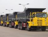 Sinotruk HOWO 70t 371HP Mining Dump Truck Dumper Tipper
