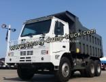 Sinotuck HOWO 60 Ton 6X4 Mining Dump Truck/ Heavy Dump Truck for Mining