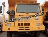 Large Capacity for 70ton Mining Tipper Truck, 6X4 70t HOWO Mining Dump Truck for Sale