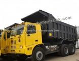 Sinotruk HOWO 50t 70t Heavy Duty Mining Tipper Dump Truck