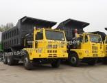 Sinotruk HOWO 6X4 420HP 70 Ton Mining Dump Truck with Manufacturer Price