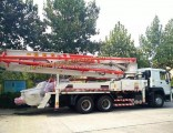 New High Quality 37m Boom Concrete Pump Truck with Factory Price