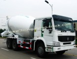 HOWO 6X4 10 Wheeler Concrete Mixer Truck for Sale