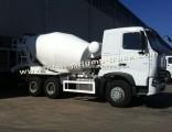 HOWO A7 15 Cubic Meter Concrete Mixer Truck Mixing Drum Ceme
