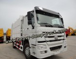 Sinotruk 4X2 HOWO Waste Collection Truck 6-9 Cubic Compactor Garbage Truck