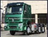 Sinotruk HOWO 6X4 Zz4257m3241whp Tractor Truck