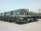 Siinotruk Military Vehicle Zz2167m4627A Truck