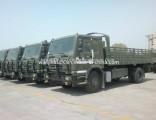 Siinotruk Military Vehicle Zz2167m4627A Truck