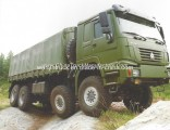 Sinotruk 8*8 Troop Transportation Truck