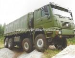 Sinotruk 8*8 Troop Transportation Truck