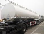 40m3 Fuel Tank Trailer Truck