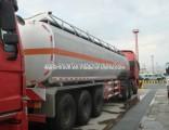 35-45m3 Fuel Tank Trailer Truck