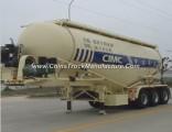 35m3-40m3 Fuel 3/4 Axles Tank Trailer
