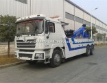 Shacman 4X2 Emergency Truck Road Wrecker Tow Wrecker Truck