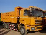 35 Ton-40 Ton Capacity Shacman Tipper Truck Dump Truck