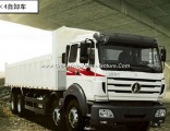 Beiben 8X4 Dump Truck 375HP (WEICHAI Engine) 60t-80t Capacity Truck