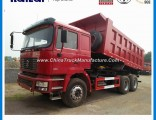 Man Technology Dumper Truck Shacman 6X4 Tipper Truck