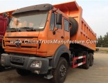North Benz Beiben 6X4 Dump Truck 10 Wheels Tipper Truck