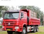 Heavy Duty Truck Sinotruck HOWO 6X4 Dump Truck Tipper Truck