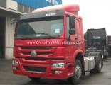 Sinotruk 4X2 290HP HOWO Tractor Truck/Trailer Head
